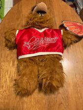 "Vintage 1988 Alf ""Orbiters"" Baseball Player Burger King Puppet 12"""