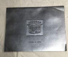 1970 Cadillac Sales Brochure