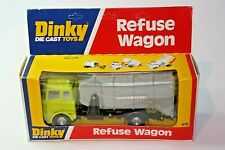 Dinky 978 Refuse Wagon, Bedford, Near  Mint Condition  in Excellent Original Box
