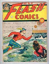 DC Golden Age Movie, TV & Radio Comics