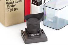 Canon F-1 Waist Level Finder FN 6x // 30926,16