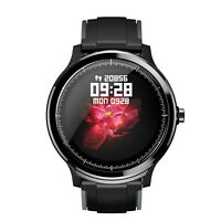 OLED Bluetooth Smartwatch SN80 Pulsuhr IP68 wasserdicht iOS Android Huawei LG