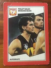 1989 Stimorol - #144 - Phillip Walsh - Brisbane Bears