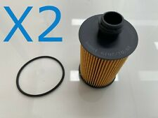 2X Oil Filter Suits R2736P HOLDEN CAPTIVA 2.2L CGII TDiesel 4Cyl Z22D1 11-on