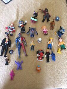 toys figures bundle