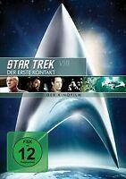Star Trek 08 - Der erste Kontakt von Jonathan Frakes | DVD | Zustand gut