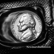 1956 Jefferson Proof Nickel from Proof Set in Mint Cellophane 2017 339