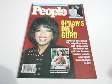 MAY 16 1994 PEOPLE magazine (NO LABEL) UNREAD - OPRAH diet guru