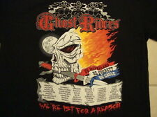 GHOST RIDERS 1st BN 31st FA Alpha Battery Military Rare new T Shirt L