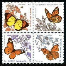 Bangladesh 383a, MNH, 1990, Insects, Butterflies x23912