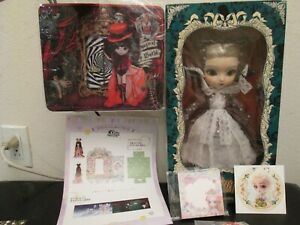 NEW Pullip CINCIALLEGRA Doll F-594 With EXTRAS