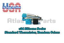 3 Silicone Socks V6 Hotend Heatblock Insulation, Random Color