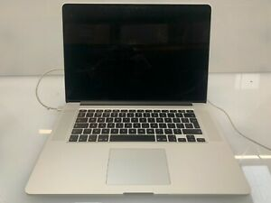 Apple Macbook Pro 15-inch Retina Mid 2014 2.5GHz i7 16GB 512GB Flash Drive