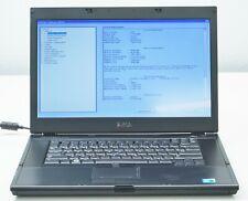 New listing Dell Latitude E6510 Intel Core i7-620m 4Gb Memory Nvidia Nvs-3100M (No Hdd/Os)