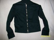MOSSIMO STRETCH BLACK JACKET WOMENS SIZE M
