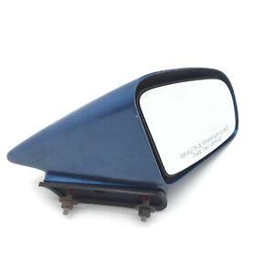 1982-1992 Camaro Firebird Trans Am Passenger Door Rear View Mirror RH Blue