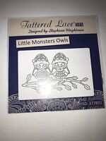 Tattered Lace Christmas Owls (D871)