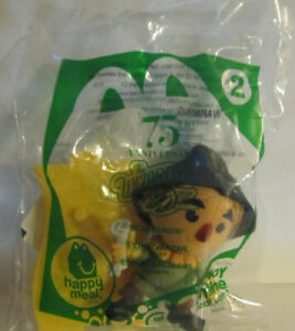 The Wizard of Oz 75th Anniversary Scarecrow #2 Mcdonald's 2013. Delivery is Free