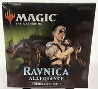 Magic Ravnica Allegiance Gruul Prerelease Pack Kit Brand New Factory Sealed MTG