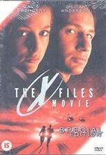 X Files Movie 5039036000369 With Martin Landau DVD Region 2