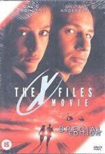 X Files Movie 5039036000369 With Martin Landau DVD Region 2