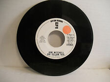 Joni Mitchell, Big Yellow Taxi, Asylum Records E-45221, DJ Promo