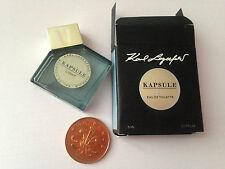 Karl Lagerfeld Lagerfeld Kapsule Light Women EDT Spray 5ml BOXED TRAVEL SIZE NEW