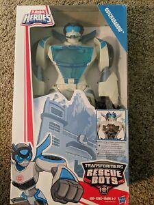 Rescue Bots Playskool Heroes QUICKSHADOW Epic Series Figure NEW Sealed RARE HTF