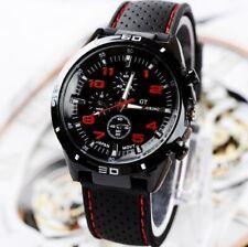 Analog, Mens Watch Quartz Wrist, Sports Steel,