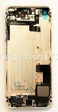 Para iPhone 5S oro blanco cubierta posterior con Cubierta Posterior-Piezas premontado