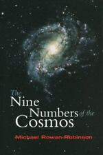 The Nine Numbers of the Cosmos Rowan-Robinson, Michael Hardcover
