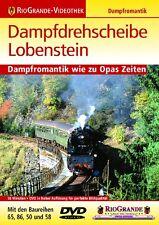 DVD Dampfdrehscheibe Lobenstein Rio Grande