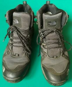 Mens The North Face Hedgehog Fastpack Mid GTX Hiking Boots Size 11, Ortholite