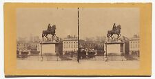 Lyon France Stereo Vintage albumine ca 1860