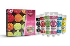 Rainbow Dust Progel Food Colouring Kit - Set of 6 Colours