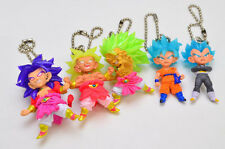 Dragon ball Super UDM Best11 Mascot Key chain Figure 5pc Set SSS BROLY