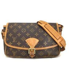 Authentic Louis Vuitton Monogram Sologne Crossbody Shoulder Bag /11488