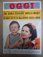 OGGI n°38 1964 Mina Mazzini Totò Franca Faldini Giacomo Baronio   [C55A]