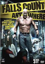 WWE: Falls Count Anywhere - The Greatest Street Fights And Other Out Of Control