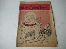 Aux Ecoutes 8 fevrier 1930 journal N° 612