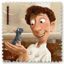 US 4554 Disney Pixar Send a Hello Ratatouille forever single MNH 2011