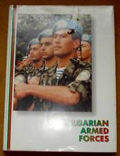 BULGARIAN ARMY FORCES PHOTO ALBUM BOOK 2000 year