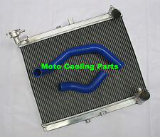 Mazda RX7 FC3S S5 89-92 Aluminum Radiator + Radiator silicone hoses