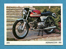 AUTO E MOTO - Figurina-Sticker n. 273 - AERMACCHI 350 -New