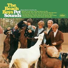 BEACH BOYS ~ PET SOUNDS ~ 50th ANNIVERSARY ~ 180gsm MONO VINYL LP ~ NEW/SEALED