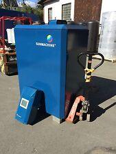 BHKW Blockheizkraftwerk Mini BHKW Pelletsheizung Sunmaschine Vorführgerät