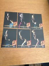 12 hunger games walmart NECA trading cards exclusive set 89-100