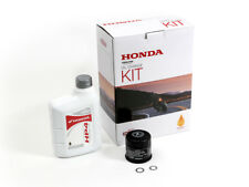 Genuine Honda Cb500f Fully Synthetic Oil Change Kit Suits All Models