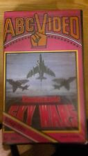 """VHS - """"Sky Wars Commando - Tödliche Schwingen"""" mit Bae Mi-jan ABC-Video selten !"""