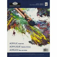 Essentials Acylic Artist's Pad A4 22 sheets by Royal & Langnickel